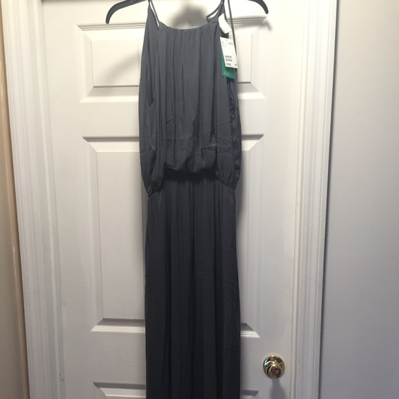 H&M Dresses & Skirts - NWT H&M Gray Maxi Dress